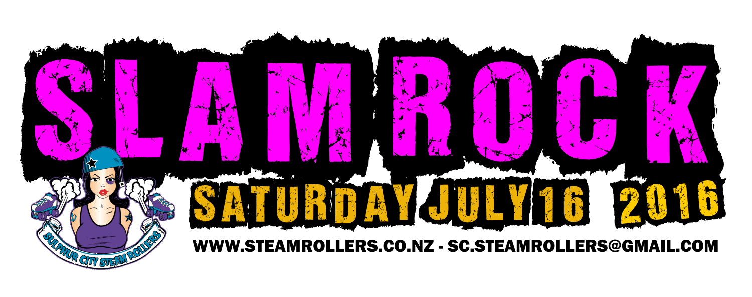 Roller Derby Event - Rotorua New Zealand