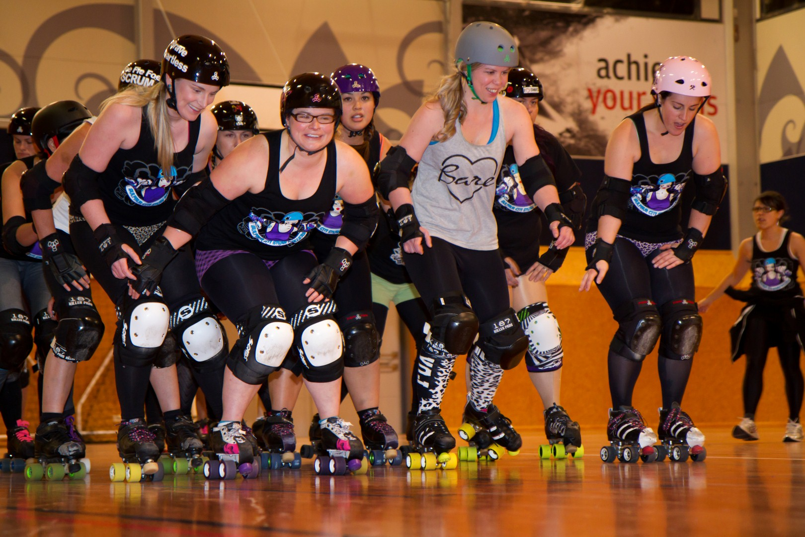 Roller Derby in New Zealand