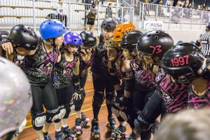Roller derby league